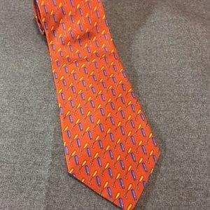NWT Banana Republic Men's SCREWDRIVER Tie Silk